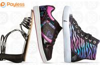 Buy 1 get 50% off 2nd + extra 20% off@ Payless