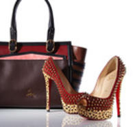 Christian Louboutin shoes, handbags,  Dolce & Gabbana men's apparel on sale @ Gilt