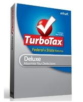 FreeTurboTax Deluxe online only edition with Free efile included