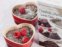 Two Free Valentine Baking Set($32.95 value) with any $150 purchase @ Le Creuset