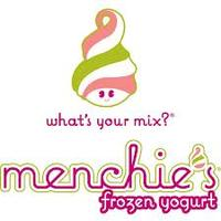 Free 6oz.Frozen Yogurt & Toppings  @Menchie's
