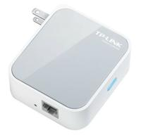 TP-LINK N150 802.11n Wireless Mini Pocket Router