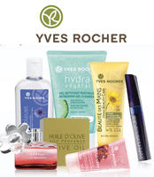 $10 off $50& 249+ Beauty Pruducts Starting at $2 @Yves Rocher