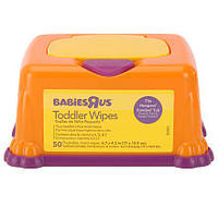 Toddler Wipes 50-Count