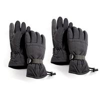 2 - Prs. of Jacob Ash® 40 - gram Thinsulate™ Ski Gloves