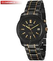 Seiko Men's Perpetual Calendar Watch SNQ045