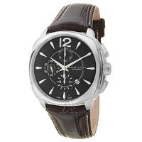 $698 Hamilton Men's Jazzmaster Cushion Watch