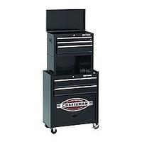 Craftsman	 5 Drawer Homeowner Tool Center with Riser