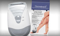 Dermatouch Compact Wet/Dry Electric Shaver
