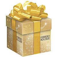 $6.99 Ferrero Rocher® Chocolate Gift Cubes, 18 Pieces/Box