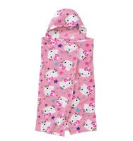 Baby Character Hooded Costume Blanket