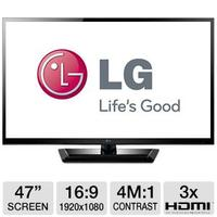 "$150 OFF  LG 47""(model# 47LM4600 ) and 55"" (model# 55LM4700)  Class LED 3D HDTV"