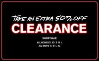 Extra 50% Off Clearance Items @ EXPRESS