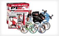$28.99 Billy Blanks PT 24/7 Tae Bo DVD Set @Groupon