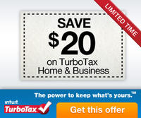 Up to $20 OffTurboTax Online Software