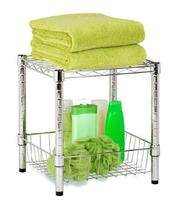 $14.99 Honey-Can-Do Steel Bathroom Storage Units