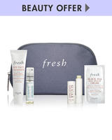 Free 5-piece Gift set with Any $100 Fresh Purchase  @ Neiman Marcus