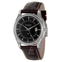 Hamilton Men's Jazzmaster Traveler GMT Watch