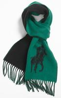$19.97 Polo Ralph Lauren  'Big Pony' Wool Blend Scarf