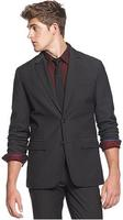 $64.99 Kenneth Cole Reaction Men's Two Button Stripe Blazer