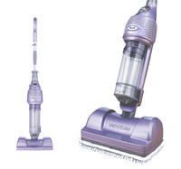 Factory Refurbished Shark Vac-Then-Steam w/ Easy Dust Cup, Carpet Glider, and Premium Bare-Floor Suction Performance!