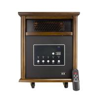 LifeSmart L-HOM6-NS12 1500W 6 Element Electric Infrared Home Heater