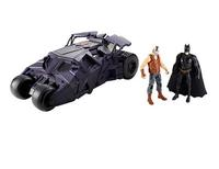 Batman The Dark Knight Rises Action Figure And Vehicle