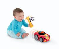 Fisher-Price Lil' Zoomers Rattle & Go Racer