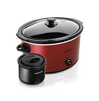 Hamilton Beach® 5-qt. Slow Cooker & 2-Cup Food Warmer