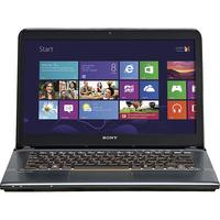 "$649 Refurbished VAIO 14"" TouchScreen Laptop 8GB Memory"