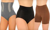 $16.99 Kathy Ireland Shapewear Bottoms (Up to $60 List Price). Free shipping.