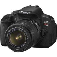$589 Canon EOS Rebel T4i Digital Camera with EF-S 18-55mm f/3.5-5.6 IS II Lens