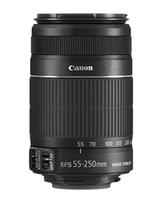 $167.99 Refurb Canon EF-S 55-250mm f/4.0-5.6 IS Lens