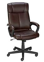 $59.99 Staples Turcotte Luxura High Back Managers Chair
