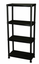 Storehouse 4-Tier Shelf Rack