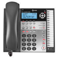 $25.23AT&T 4-Line Corded Phone System