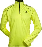 $20adidas Men's adiZero Half-Zip Top