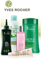 45% Offentire site + $10 off $45 + Free Gift @ Yves Rocher