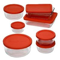 $23.98 +$6 Shipping2 Sets of Pyrex 14-pc. Bake & Storage Dish Set