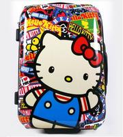 Hello Kitty Rolling Luggage