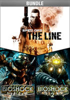 BioShock, BioShock 2, and Spec Ops: The Line Bundle PC Video Game