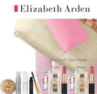 Free 8-pc Gift ($77 Value)with Any $29.5 Elizabeth Arden Purchase @Boscovs