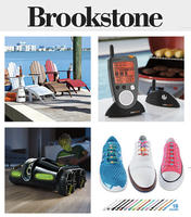 20% to 70% off sale and clearance + Up to $15 off@ Brookstone