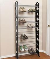 $14.99BrylaneHome 30-Pair Floor Shoe Rack