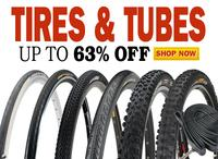 Up to 63% OFFTires and Tubes @ Nashbar