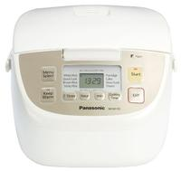 Panasonic SR-DE103 Rice Cooker, 5-Cup Uncooked/10-Cup Cooked Rice Capacity