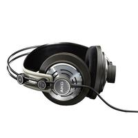 AKG K142HD Studio High Definition Semi-Open Headphones (Mocca/Sand)