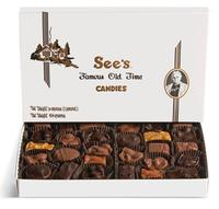 $5 Off $50See's Candies
