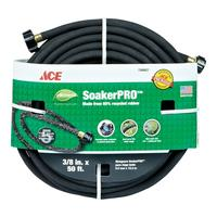 $9.99Ace Soaker Pro 3/8in. x 50ft. Rubber Hose (ACELSP38050)