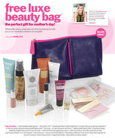 Free Sample-packed Bag($150 Value)with Any Purchase of $150 or More @Bliss
